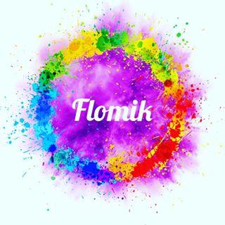 Flomik, канцелярский магазин. Степногорск, 3 мкр, 80 дом
