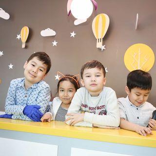 Baby Shark Clinic, детская стоматология. Нур-Султан, ул. Керей, Жанибек хандар, 12/1 дом