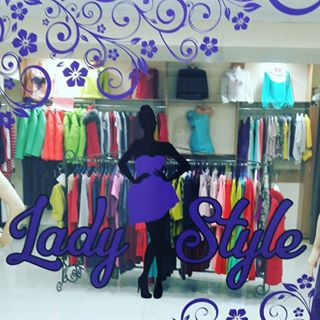 Lady Style, магазин одежды. Степногорск, 7 мкр, 141/1 дом