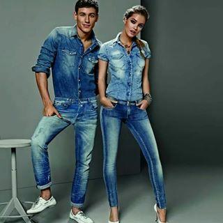 Jeans Style, магазин одежды. Степногорск, 3 мкр