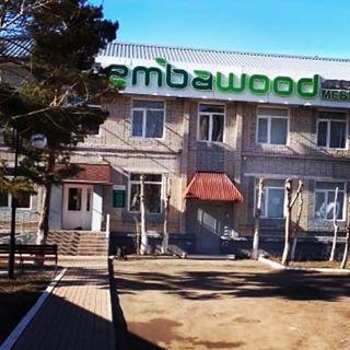 Эмбавуд, салон мебели. Степногорск, 1 мкр, 46А дом
