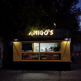 Amigo's, служба доставки еды. Степногорск, 7 мкр, 142 дом