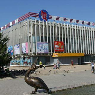 ИП Капитанчук Н. В., магазин одежды. Степногорск, 3 мкр, 105 дом