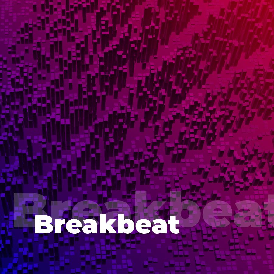 🎧 Breakbeat | брейкбит, электро