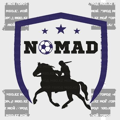 Nomad, футбольный клуб. Степногорск, 4 мкр