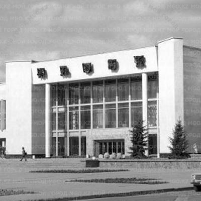 Дворец культуры Горняк, дом культуры. Степногорск, 3 мкр, 84 дом