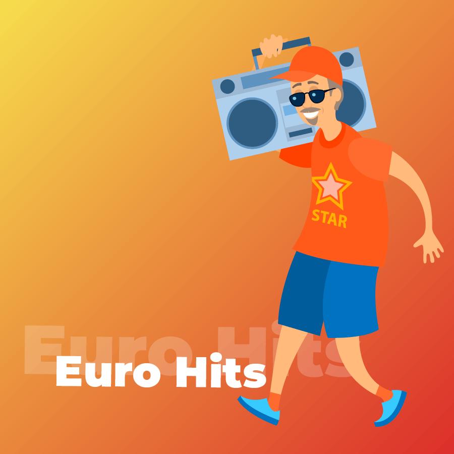 🐑 Euro Hits | хиты, поп