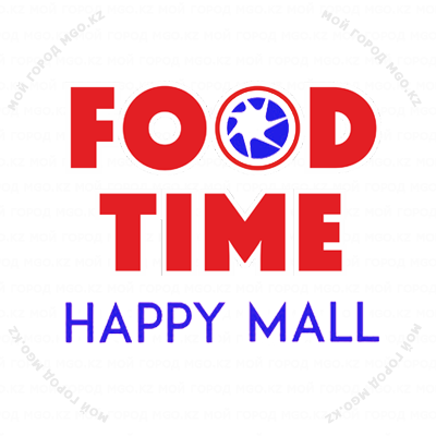 Кафе FOOD TIME Happy Mall - Степногорск, 7 мкр, 141/1 дом