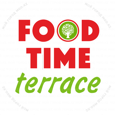 Food Time Terrace, сеть повседневных кафе. Степногорск, 6 мкр, 2 дом